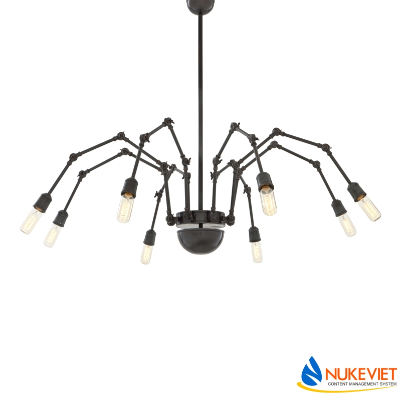 Ceiling Lamp Spider-02
