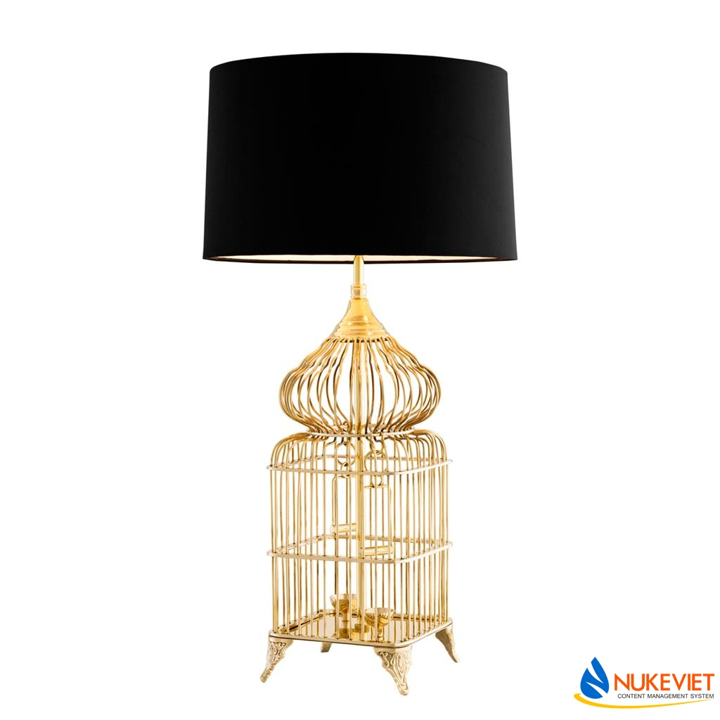 Table Lamp La Cage-01