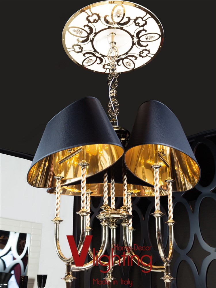 LUXURY CHANDELIER - 23