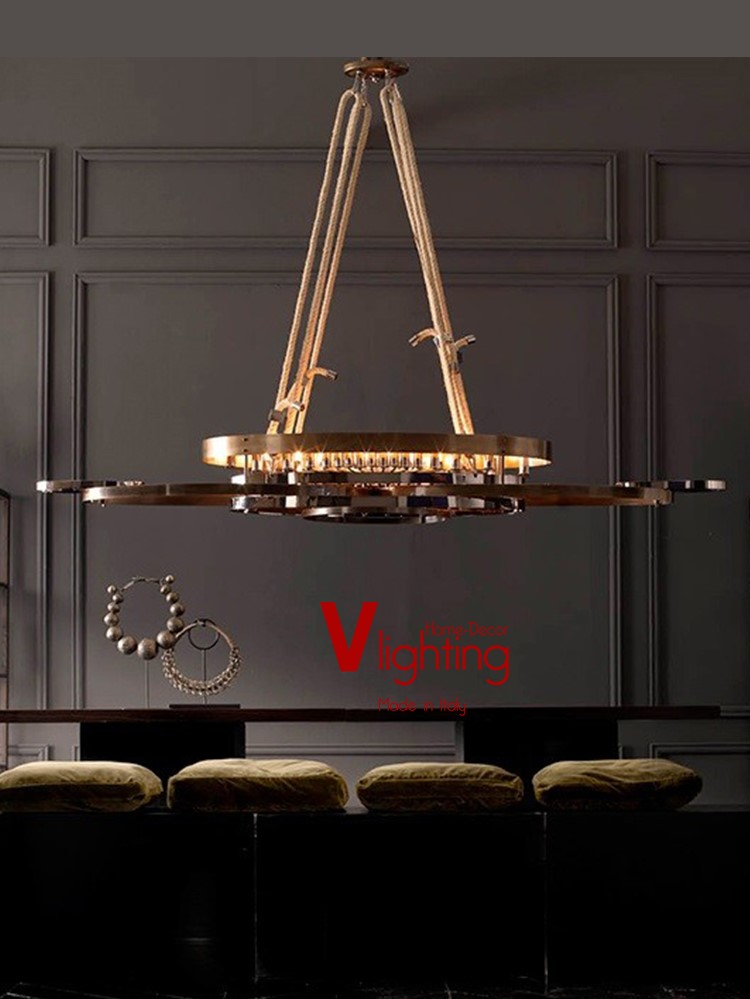 LUXURY CHANDELIER - 31