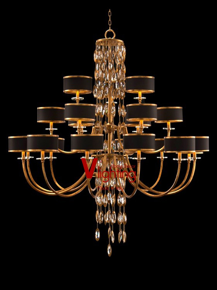 LUXURY CHANDELIER - 36